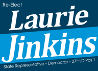 Re-Elect Laurie Jinkins